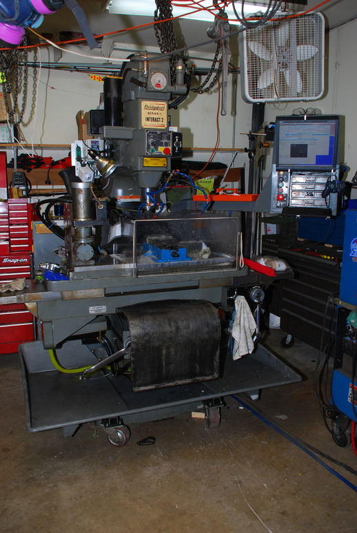bridgeport series ii interact 2 cnc mill rh igor chudov com Series 1 Bridgeport Spindle Bearings Sherline Motor Wiring