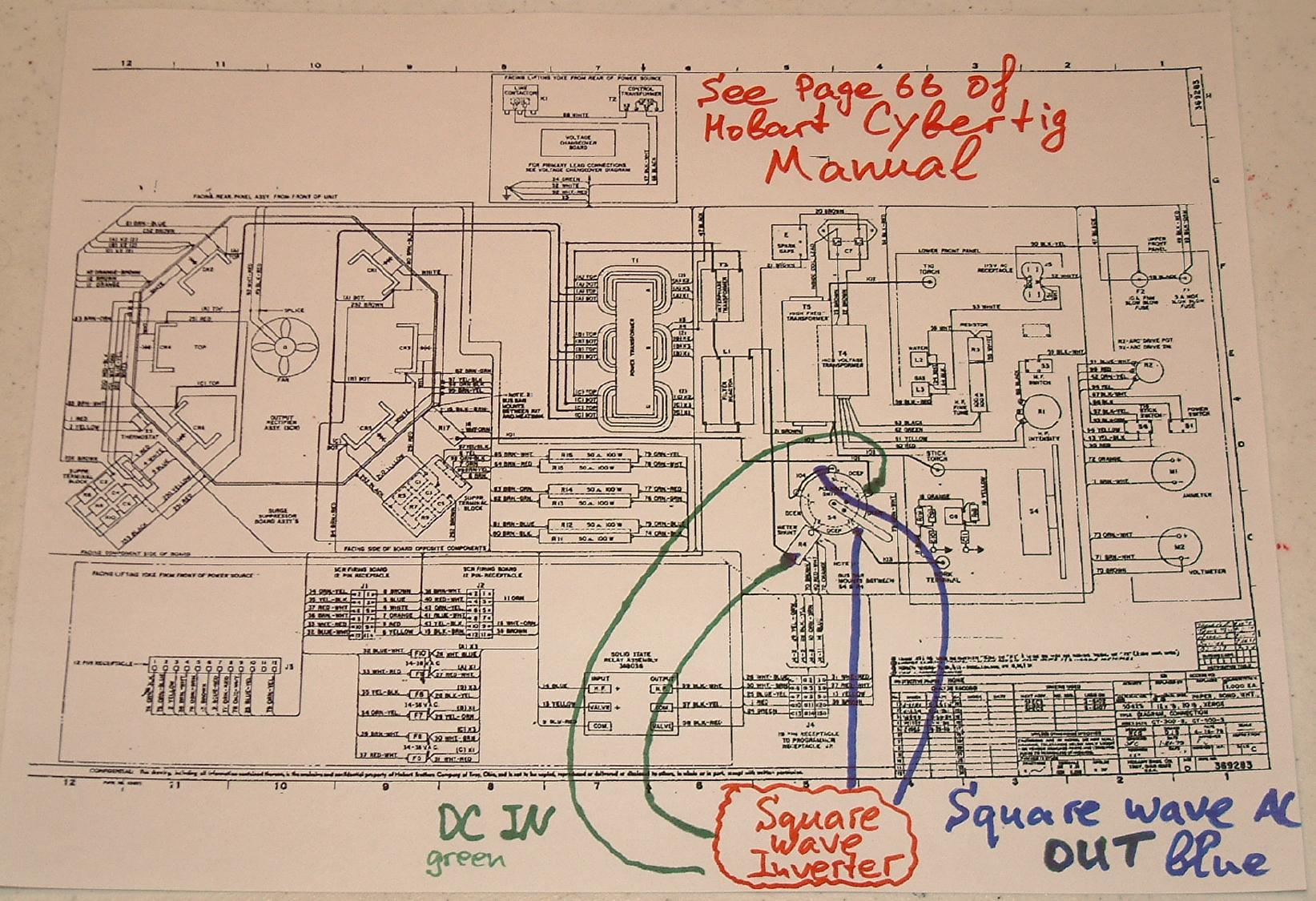 Protecting Long Wires From Emi Tig Inverter Project Circuit Diagram Welding